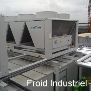 entreprise d'études et d'installations en chauffage, réfrigération commerciale, réfrigération industrielle