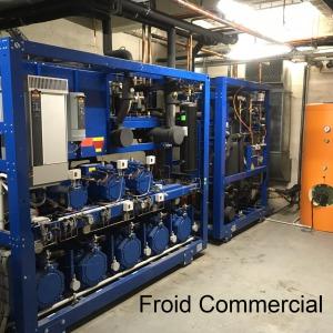 réfrigération commerciale, réfrigération industrielle, climatisation industrielle